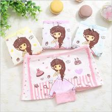 baby girl  cotton underwear briefs infant kids children cute toddler boxer soft lovely cartoon colorful panties