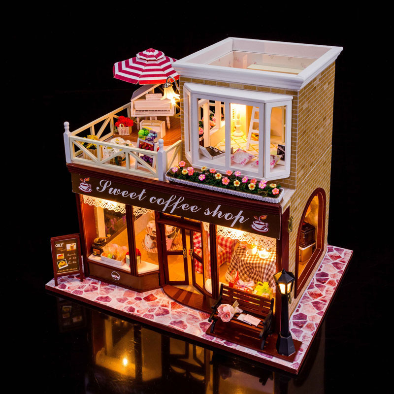 Popular European Miniature Shop Buy Cheap European