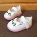 JRQIOT Spring new baby toddler shoes baby shoes 0-1-2 years old soft bottom princess shoes baby shoes