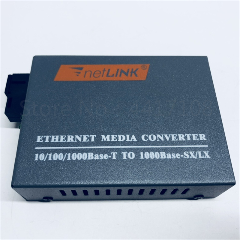 1 PCS  Gigabit Fiber Optical Media Converter 10/100/1000Mbps  Single Mode Single Fiber SC Port 20KM  A Side 1310nm|Fiber Optic Equipments|   - AliExpress