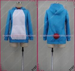 Doraemon personificación uniformes personalizados Cosplay traje envío gratis