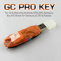 Original new gcprokey GC pro key from gpg team work first MTK phone gcprokey fast post shipping
