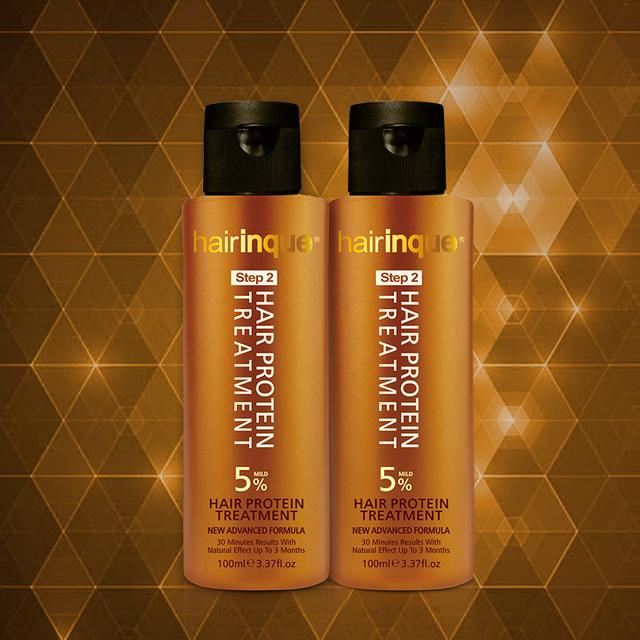 5% Brazilian Keratin Hair Treatment for Asian and European's Hair