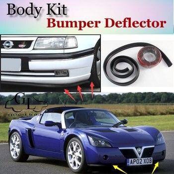 Untuk Opel Speedster ECO Untuk Vauxhall VX220 Untuk Daewoo Speedster Bumper bibir Bibir Deflektor/Rok Depan Spoiler/Body Kit Strip