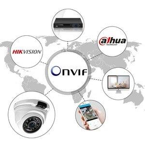Image 5 - Telecamera IP ANBIUX 2MP HD antivandalo CCTV Dome HD 720P 960P 1080P telecamera IP di sorveglianza di sicurezza Video P2P Onvif per interni esterni