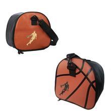 Регулируемый плечевой ремень Геометрическая молния баскетбольная сумка для хранения красного, черного, красного, золотого цвета Повседневная 1 основной карман