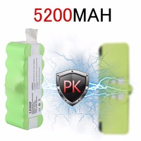 высокое качество 14, 4 в 5200 мач батарея ёмкость никель-металлогидридные батарея для iRobot робот-пылесос Roomba пылесос 500 600 700 800 серии прямая доставка