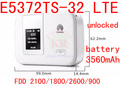 4g wifi router Unlocked Huawei E5372Ts-32 mifi 4G 3560mah wifi dongle 4g wireless router 4g cpe pocket PK E5776 E589 E5372