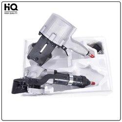 KZS 25 pneumatyczne taśma stalowa narzędzia + KZL-25 napinacz pneumatyczny do spinania stali  szerokość 25mm  grubość 0.8 ~ 1.2mm.