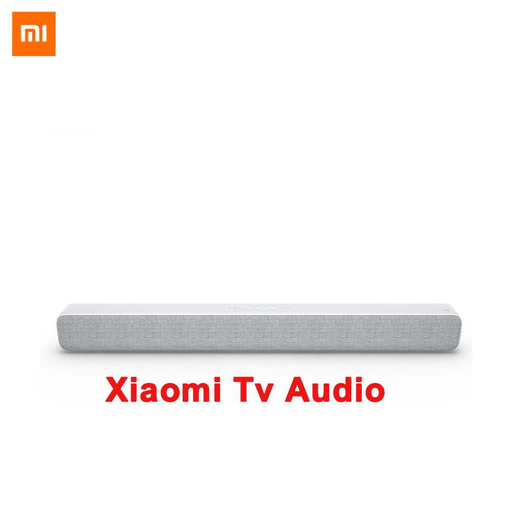 Original Xiaomi TV Audio Home Theater Soundbar Speaker Wireless Sound Bar Mi SPDIF Optical Aux Line Support Sony Samsung LG TV