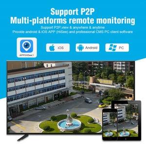 Image 2 - HD 1080P 2MP Mini PTZ Bullet IP Camera Outdoor Waterproof 4X Optical Zoom 50m IR Night Vision CCTV Security Camera P2P 48V POE