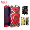 Simon Thor 2.0 II Versão do HOMEM de FERRO de Metal de Alumínio de aviação de Luxo casos de telefone armadura resistente capa para samsung galaxy s7 edge case