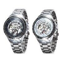 2014 nuevo estilo caliente! El lujo clásico F1 Racing hombre reloj mecánico Relojes deportivos Drive reloj TT @ 88