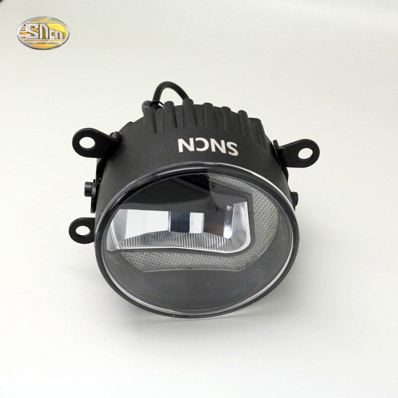 SNCN светодиодные Противотуманные фары для Сузуки Свифт 2005~2013 SX4, который 2011-2013 Джимни 2009~2012 Витара 2005-2016 дневного света