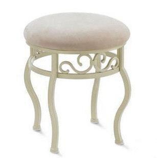 Continental shelf store promotional bedroom vanity stool ...
