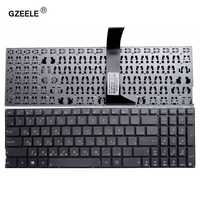 GZEELE Russian laptop keyboard for Asus X550C A550C A550VB Y581C X550 X552MJ X552E X552EA X552EP X552L X552LA X552LD X552M F520M