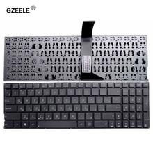 GZEELE teclado ruso para ordenador portátil, para Asus X550C A550C A550VB Y581C X550 X552MJ X552E X552EA X552EP X552L X552LA X552LD X552M F520M