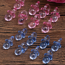 Clear Transparent Acrylic Baby  Pacifiers