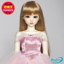 Wig For BJD Doll free shipping size 9-10 inch 1/3 handmade diy wig girl long hair bjd sd d