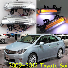 LED,2009~2013 Sai mirror Light,Avensis mirror light,Sai daytime light,vios,corolla,camry,Hiace,tundra,sienna,yaris;Sai fog light