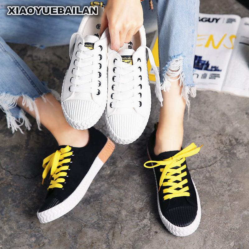 In The Autumn Of 2018 New Mens Casual Shoes All-match Korean Students Canvas Breathable Fashion autumn shoes