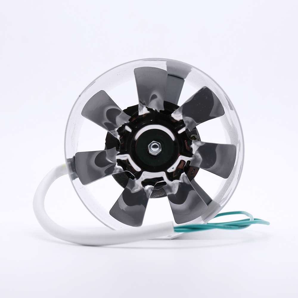 Inline Duct Fan Exhaust Ventilation Home Indoor Air Vent Cooling Steel Blade 220V 20W лосьон лосьон mac l s fix 100ml