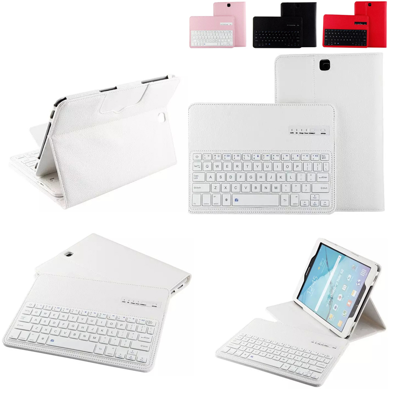 For Samsung Galaxy Tab S2 9.7 Removable Bluetooth Keyboard Case for Samsung Galaxy Tab S2 9.7 T810 T815 Tablet Cover cuckoodo ultra slim detachable bluetooth keyboard portfolio leather case cover for samsung tab s2 9 7 inch sm t810 tablet