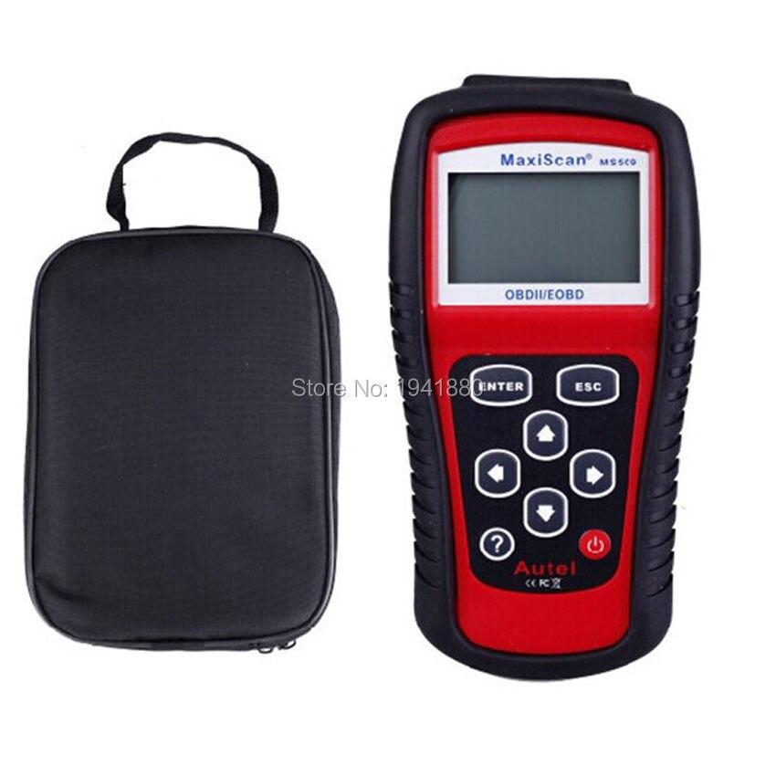 New MS509 KW808 OBD2 OBDII EOBD Scanner Car Code Reader Tester Diagnostic Tool