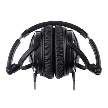 Active Noise Cancelling Headphones With Microphone Foldable Over Ear HiFi Noise isolation Headset Netsky Earphone Auriculares