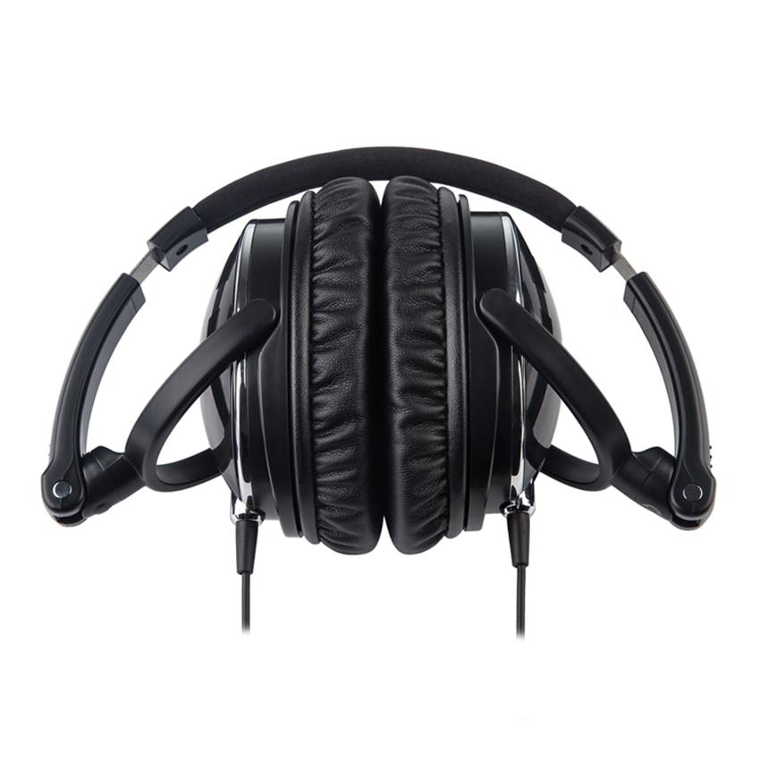 Casque anti bruit actif avec Microphone pliable sur l'oreille casque anti bruit HiFi casque Netsky écouteurs Auriculares-in Écouteurs et casques from Electronique    3