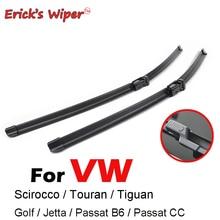 Стеклоочиститель Erick's LHD передние щетки стеклоочистителя для VW Golf 5 6 Passat B6 CC Scirocco Jetta Touran Tiguan ветровое стекло