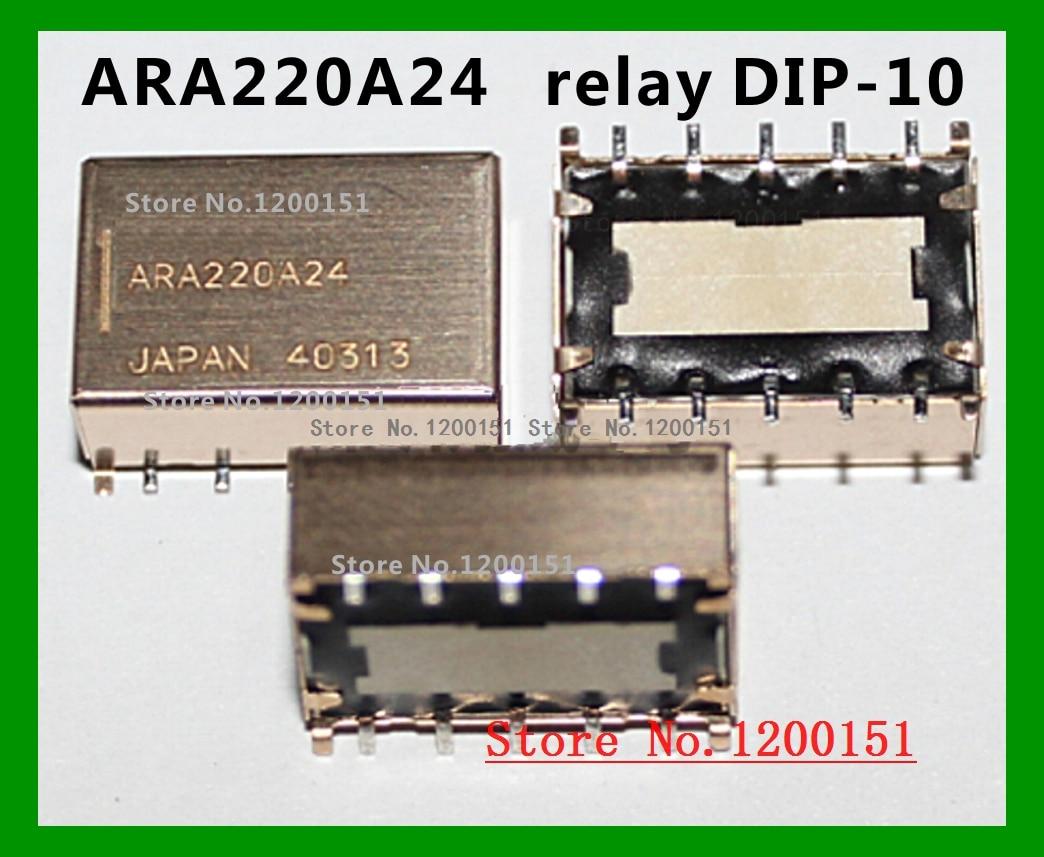ARA220A24 relay DIP-10ARA220A24 relay DIP-10