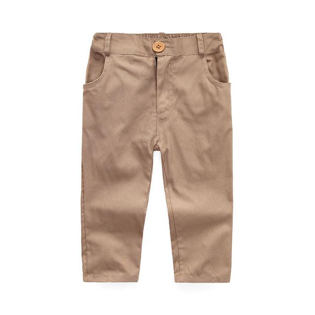 R&Z 2018 Boys Clothing Gentleman Suit Jacket Shirt Pants 3 Piece Child Bow Children's Blazer Tops