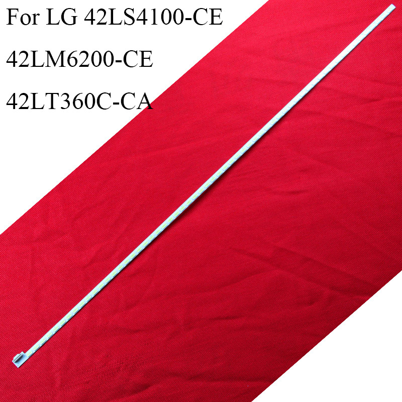 1 Piece For LG 42LS4100 42LM6200 42LT360C 42 Inch TV LED Backlight Strip 6922L-0016A 6916L-0912A Original Custom LED Bar Lamps