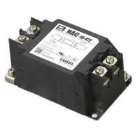 ตัวกรองสัญญาณไฟฟ้าAC 1-250/DC250 6A 0.5 mA NAC-06-472-D