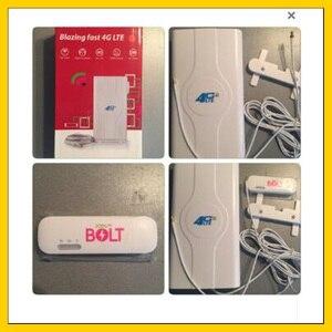 Image 5 - E8372 150 mbps 4g lte wifi 모뎀 E8372h 153 + 4g 신호 증폭기 안테나 i 이중 ts9 커넥터