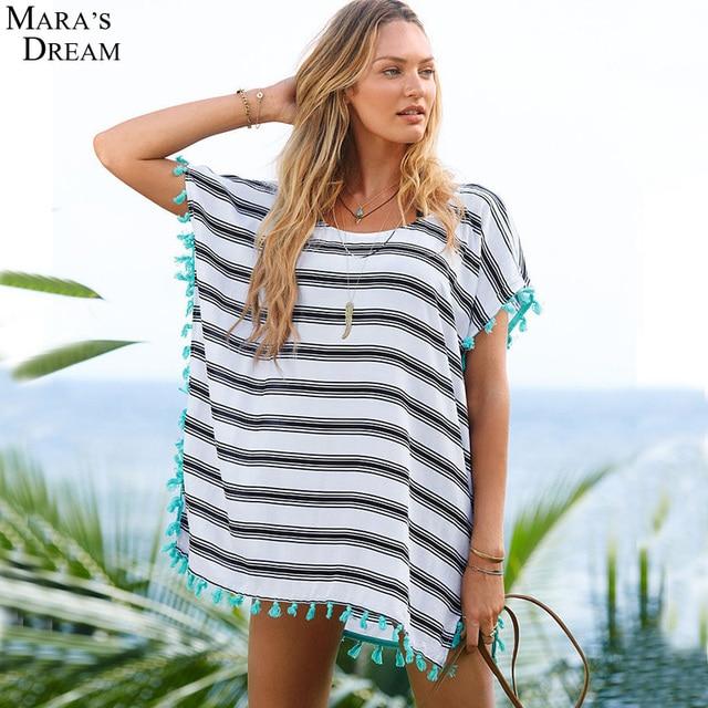 Beach cover up dresses summer
