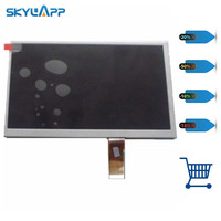 Skylarpu 7 inch   LCD     screen   for A070FW00 V4 for   tablet   PC display panel   screen   (without touch) Free shipping