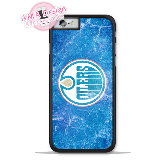 Edmontan Oilerz Ice Hockey Fans Phone Cover Case For Apple iPhone X 8 7 6 6s Plus 5 5s SE 5c 4 4s For iPod Touch