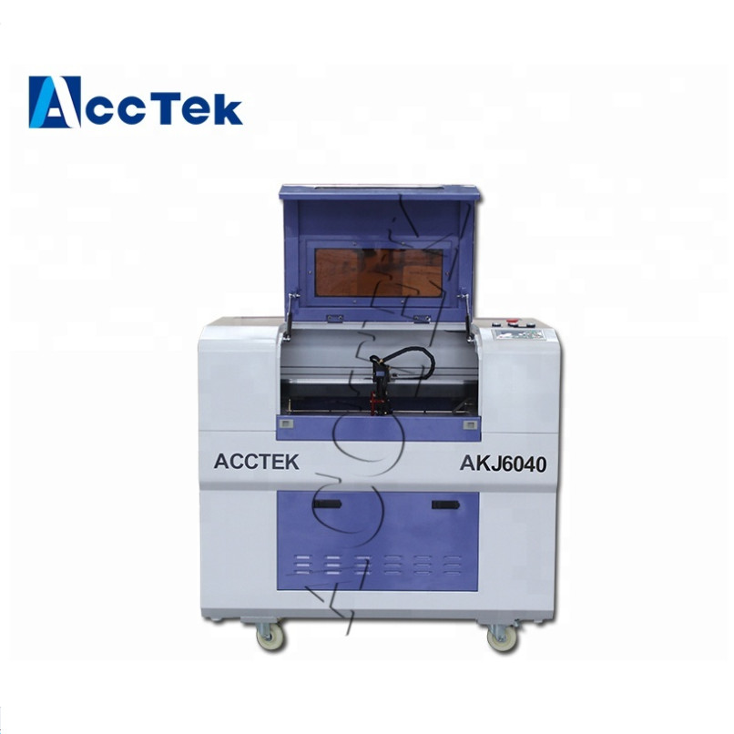 6090 6040 50W 60W 80W laser cutter cnc for wood laser cutting machine laser engraving machine