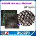 Diy из светодиодов видео-дисплей 18 шт. P10 открытый полноцветный из светодиодов модуль ( 160 * 160 мм ) + видео из светодиодов контроллер Z4 + 3 шт. питания
