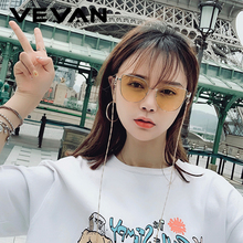 VEVAN 2019 Cat Eye Sunglasses Women UV400 Metal Frame Vintage Sun Glasses Woman gafas de sol mujer Lady oculos With Box