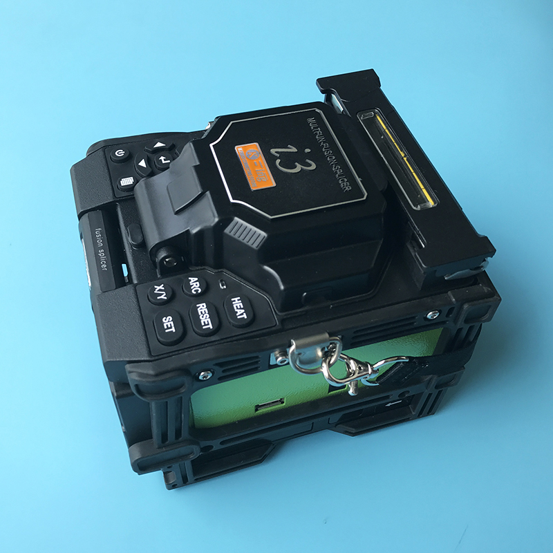3 years warranty, the latest introduction of I3 optical fiber splicer3 years warranty, the latest introduction of I3 optical fiber splicer