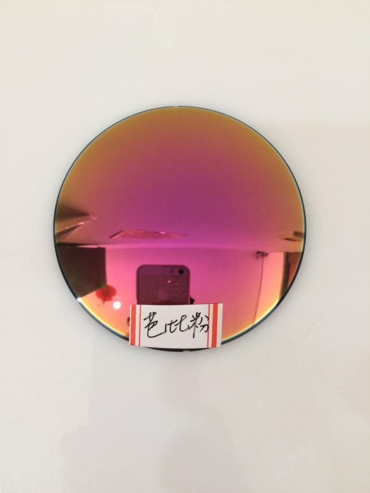 dbffa93787 2 pcs pair Aspherical Index1.61 thin Cr 39 Sunglasses prescription lenses  Sun Glasses 14 Colors lenses myopia presbyopia lenses-in Accessories from  Apparel ...
