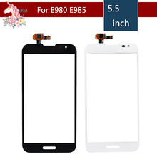 цена 10pcs/lot High Quality For LG Optimus G Pro E980 E985 E988 F240 Touch Screen Digitizer Sensor Outer Glass Lens Panel Replacement