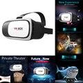VR 3.0 Pro1.0 2.0 Виртуальная Реальность 3D Очки Гарнитура Голова крепление для Google Картон Фильм Игра 4-6 дюймов Телефон и Пульт Дистанционного Управления
