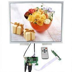 HDMI płyta kontrolera LCD + 15 cal 1024x768 LQ150X1LG96 1050nit ekran LCD
