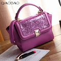QIAOBAO New style female bag small Korean version of the ladies shoulder oblique cross handbag