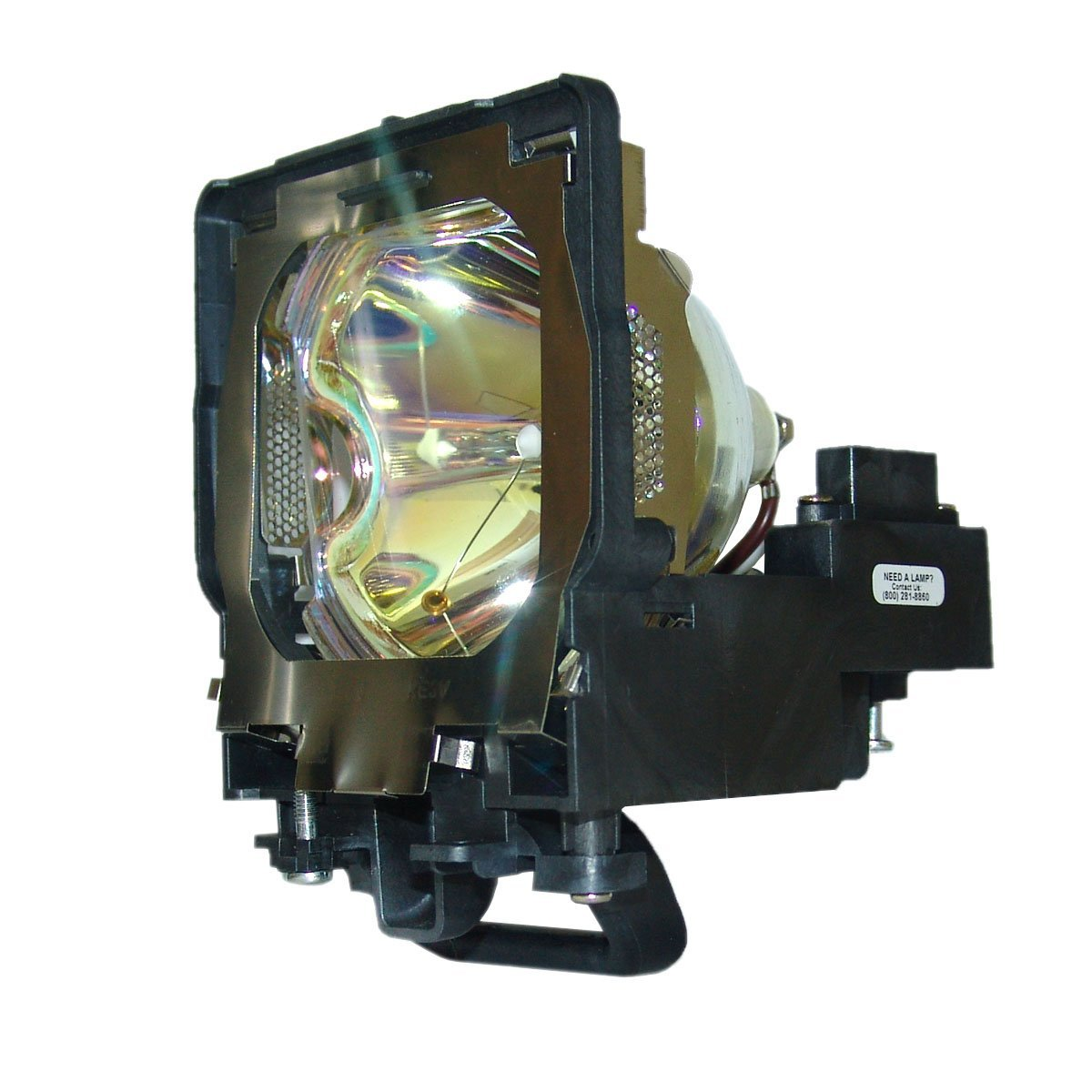 Projector Lamp Bulb POA-LMP109 LMP109 610-334-6267 for SANYO PLC-XF47 PLC-XF47W LC-XT5 LX1500 with housing compatible bare lamp for epson projector home cinema 9500ub