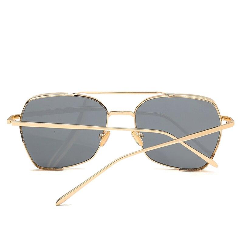New Arrival Brand Designer Sunglasses Irregular Women Shades Fashion Rimless Eyewear iip6A